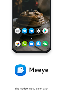 Meeye Icon Pack - Modern MeeGo Style Icons 3.4 (Patched)