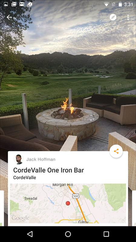 Google Street View screenshots