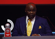 Mamelodi Sundowns head coach Pitso Mosimane was voted the best caoch in South Africa.     C