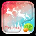 GO SMS CHRISTMAS THEME icon