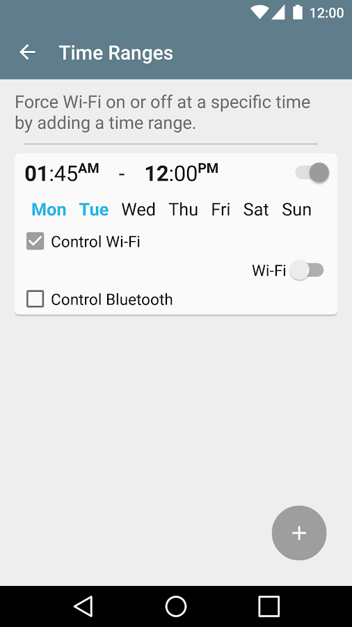 Smarter WiFi Manager- screenshot