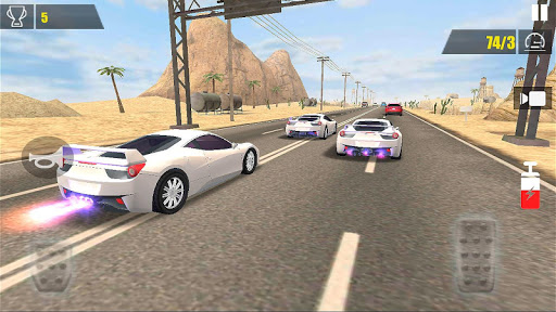 Racing Car Traffic 1.0 screenshots 8