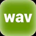 SD wav-archivos jugador icon