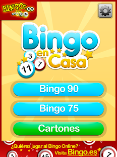 Bingo en Casa- screenshot thumbnail