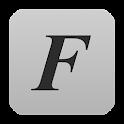CustomFont Manager icon