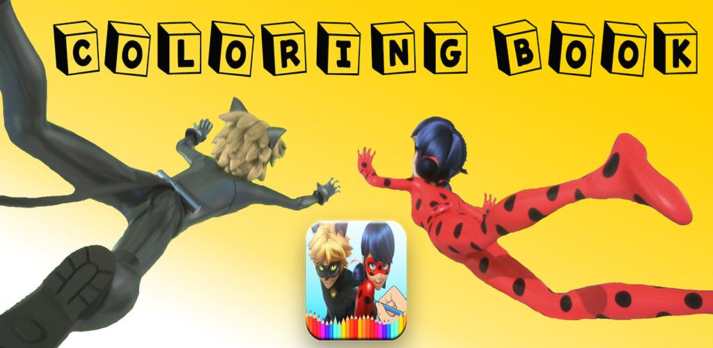 Download Coloriage Ladybug Chat Noir Dessins Apk Latest