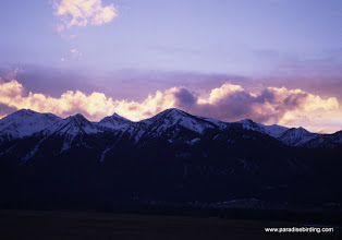 Photo: Sunrise in the Wallowa Valley