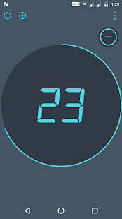 Digital Tally Counter- screenshot thumbnail