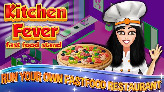 Kitchen Fever:Street Food Shop - náhled