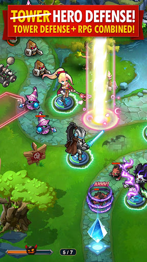 Magic Rush: Heroes - screenshot
