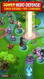 Magic Rush: Heroes APK screenshot thumbnail 15