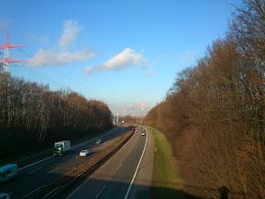 Photo: A45, Dortmund-Oespel, 20.12.13