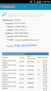 Lista de Compras Plaza Lama screenshot 4