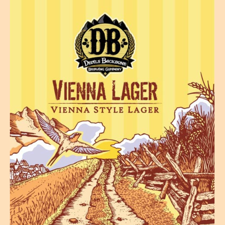 Logo of Devil's Backbone Vienna Lager