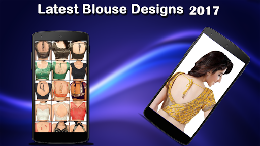 Latest Blouse Designs 1.0.1 screenshots 9