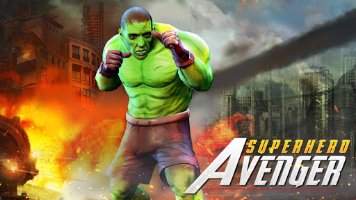 Avenger : Superhero Fighting Games  screenshots EasyGameCheats.pro 1