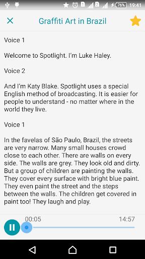 English listening daily 1.1.4 screenshots 4