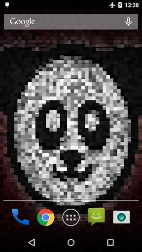 Pixel Panda ライブ壁紙