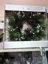 Photo: They even carry pretty wreaths for your door