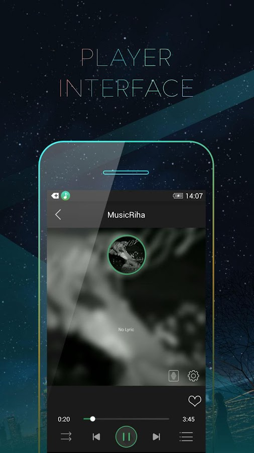 MP3 Player - Music Player- screenshot