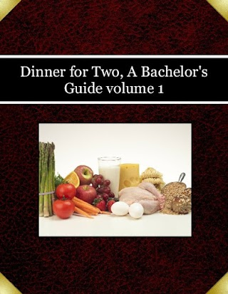 Dinner for Two, A Bachelor's Guide volume 1