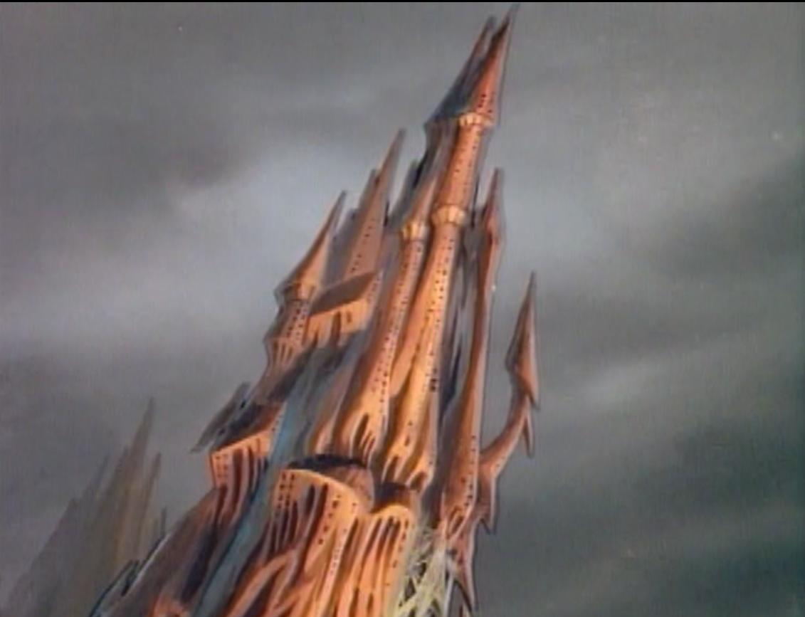 Venger's newest castle