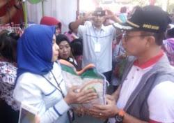Pasar murah di Kabupaten Ngawi jatim