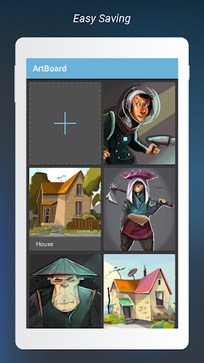 ArtBoard Creative Drawing Screenshot