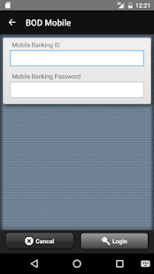 Bank of Denver Mobile Banking- screenshot thumbnail