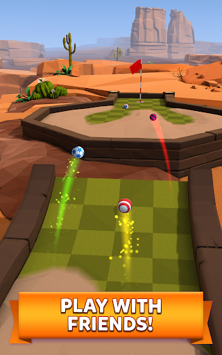 Golf Battle 1.0.10 screenshots 8