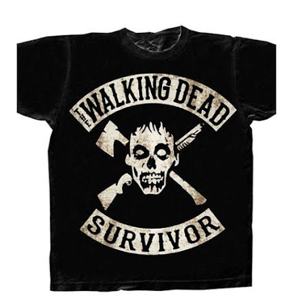 T-Shirt - Survivor