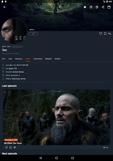 Moviebase: Discover Movies & Track TV Shows screenshot 12