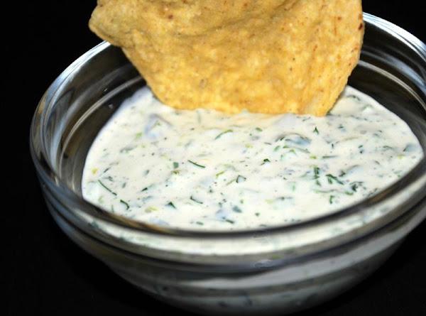 Jalapeno Ranch Dip Recipe
