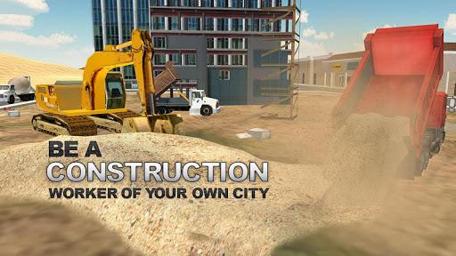 Heavy Excavator Simulator PRO  screenshots 11