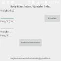 Body Mass Index Calculator icon