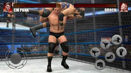 Cage Wrestling Revolution Royale Championship 2018  screenshots EasyGameCheats.pro 3