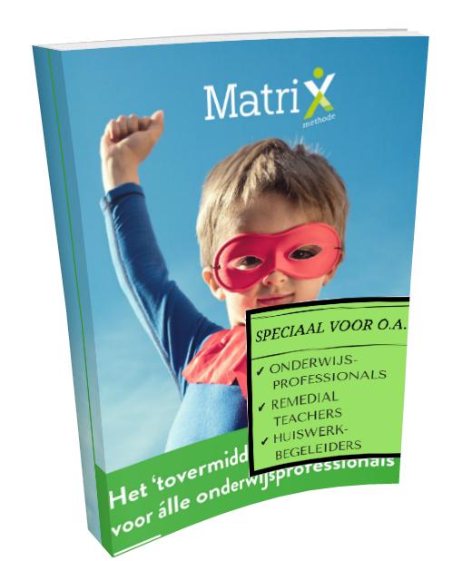 Digiboek Onderwijs MatriXleerplein