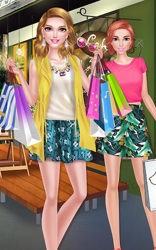 BFF Downtown Date: Beauty Mall 1.5 screenshots 15