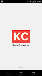 KadiaContractor- screenshot thumbnail