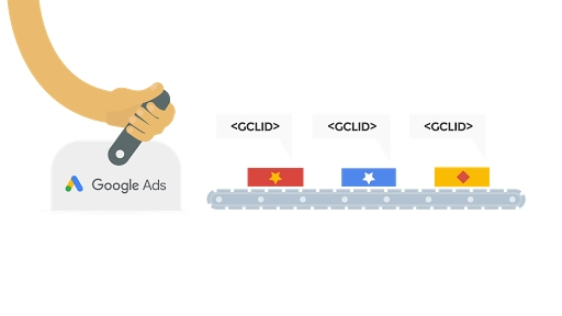 Enable auto-tagging in AdWords