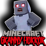 Granny Horror Game map for MCPE