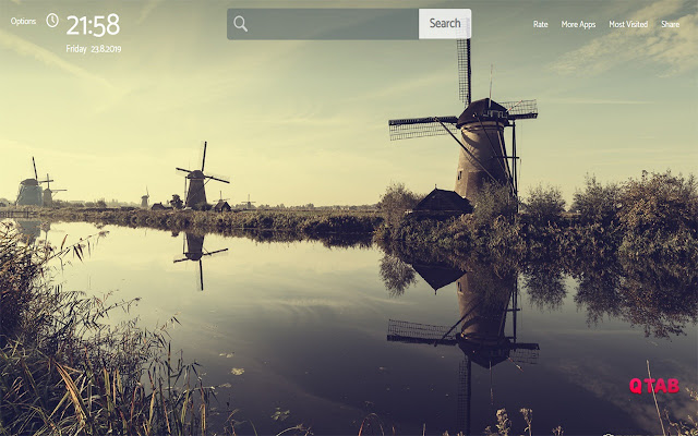 World Heritage Wallpapers New Tab Theme