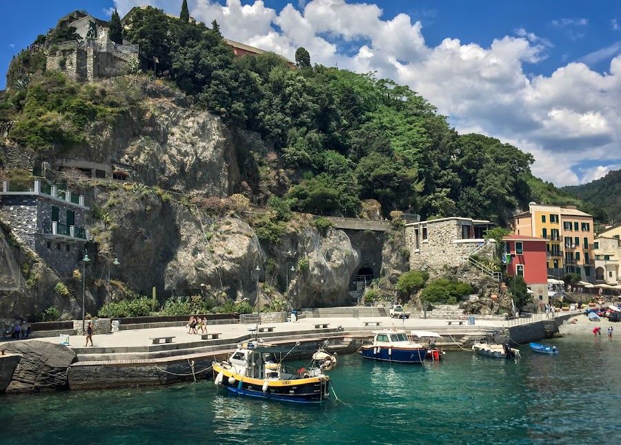 Monterosso by Mike Hotovy - Instagram & Mobile iPhone