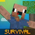 Stickman vs Multicraft: Noob Survival icon