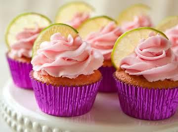 Strawberry Margarita Cupcake