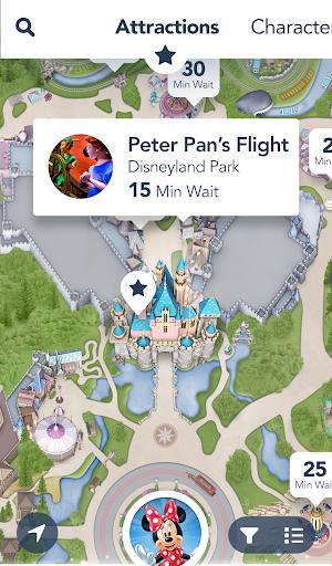 5 Disneyland App screenshot