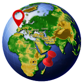 Offline World Earth Map – GPS Navigation Direction
