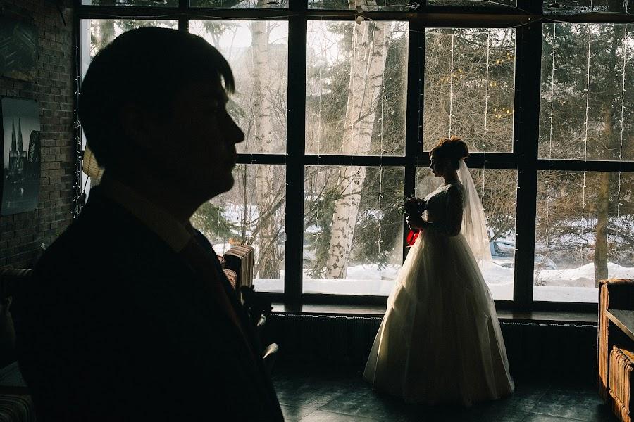 Свадебный фотограф Александр Гагарин (Gagarin). Фотография от 22.04.2018