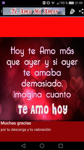 Download Te Amo Mi Amor Fotos Y Frases Para Tu Pareja