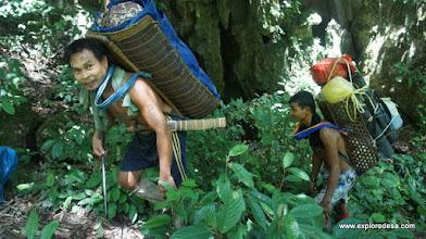 Photo: Porter at Across Borneo